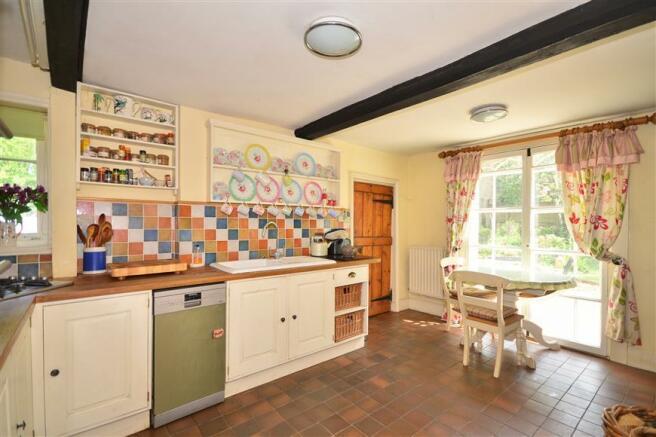Kitchen/ Breakfast Room*