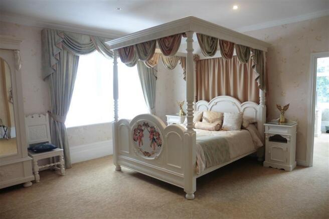 New Atlantis Bedroom