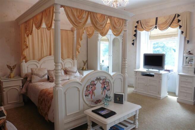 New Enchanted Bedroom