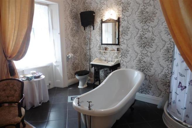 New Enchanted Bathroom