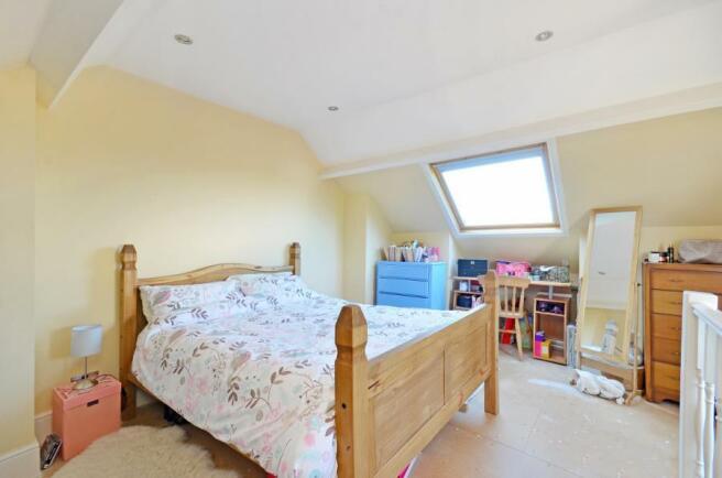 Bedroom One (Attic)