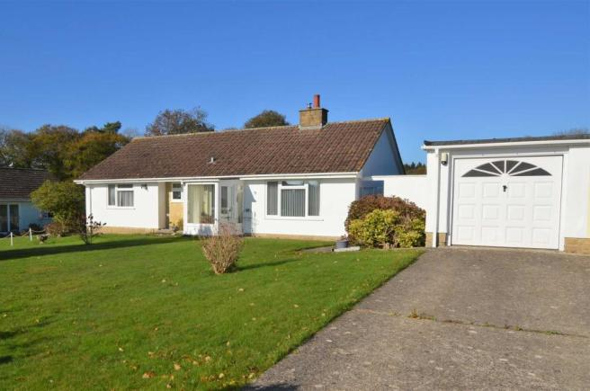 Spacious bungalow just outside of Honiton