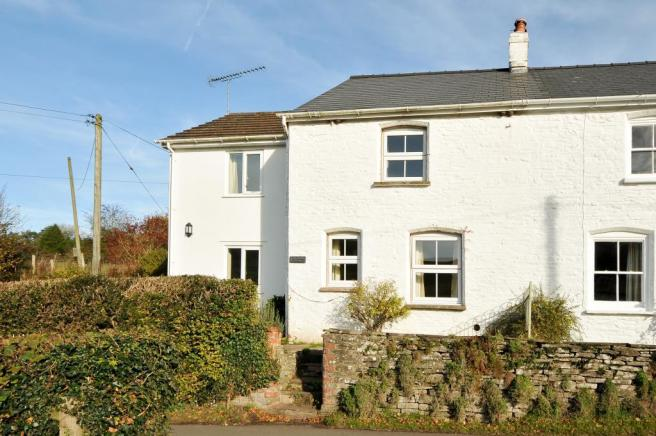 Charming period cottage with views