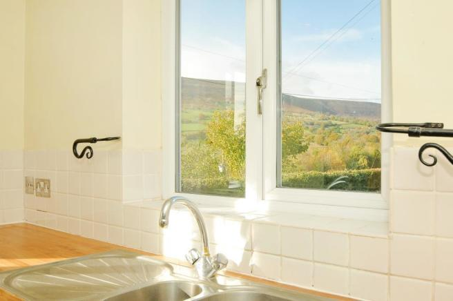 Washing up could be a pleasure with this view