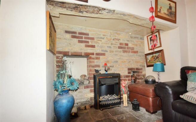 Annexe Fireplace