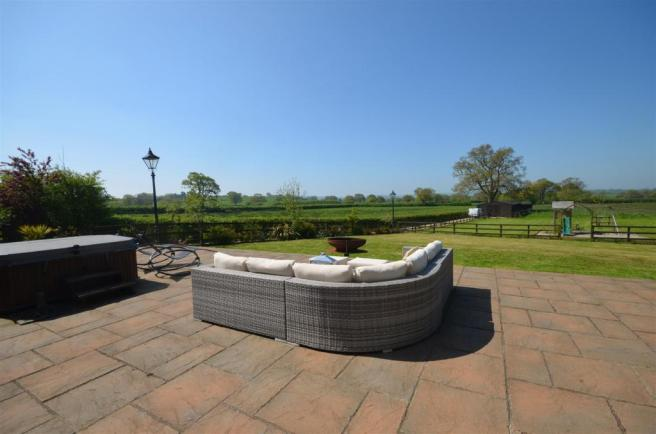 Sun Terrace and View