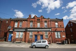 Photo of Hartley Avenue, Woodhouse, Leeds