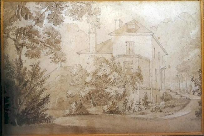 Painting circa 1826