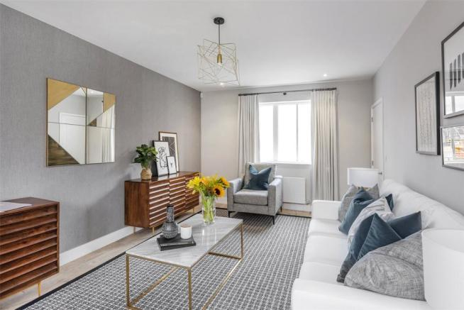 Show Home Livingroom