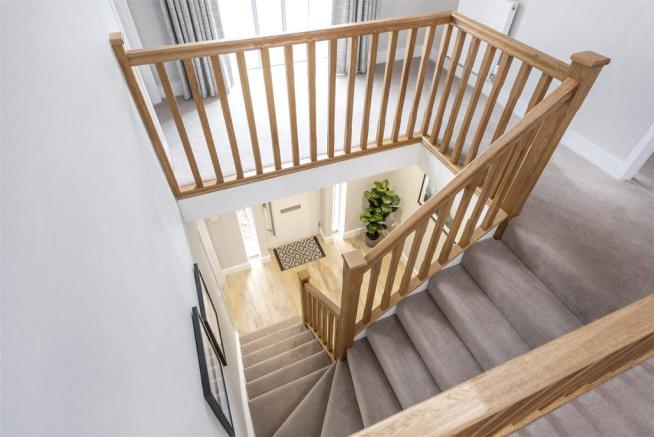 Show Home Stairwell