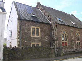 Photo of Twyn Square, Usk, Monmouthshire, NP15