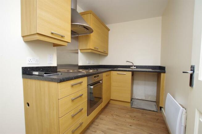 Kitchen 9'8 (2.95m)