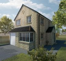 Photo of The Pateley, Plot 14, Thackley. BD10 8LW