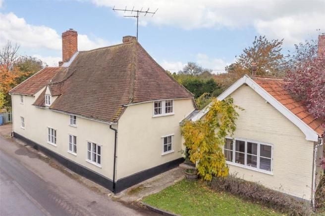 4 Bedroom Detached House For Sale In Ash Street Semer Nr Hadleigh