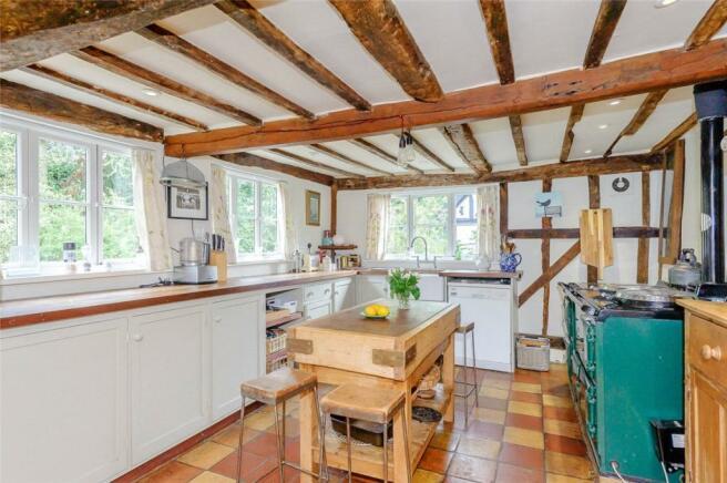 Aga Kitchen