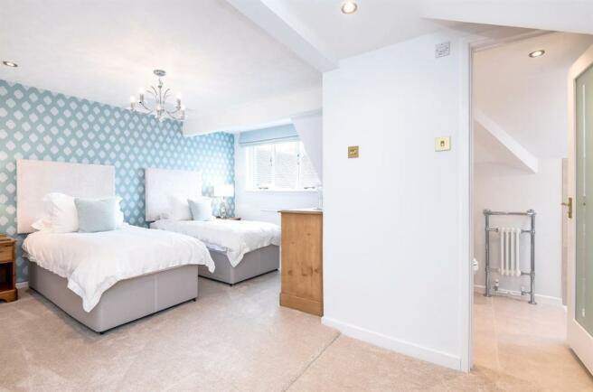 Bedroom 2 + En Suite
