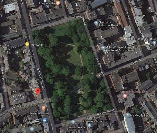 Office To Rent In 32 Winckley Squarecity Centrepreston Pr1