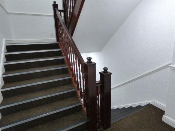Communal Stair Case