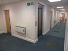 Lift and Corridor