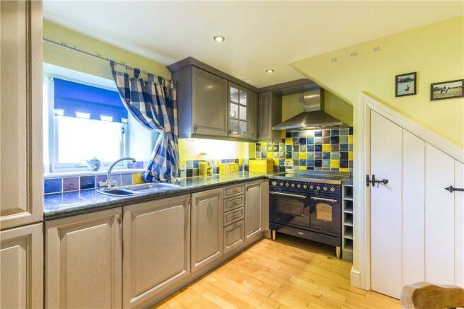 Kitchen - Cottage