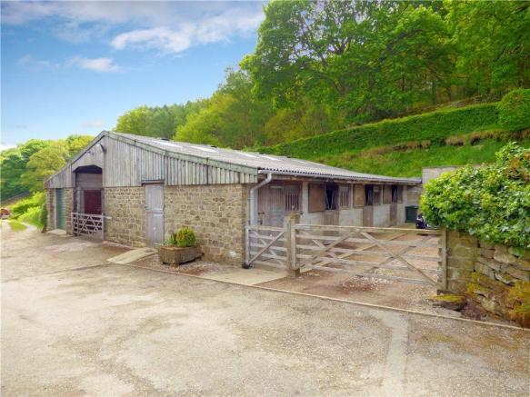 Barn & Stables