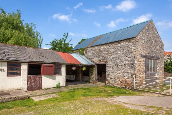 Barn 1 and Stables