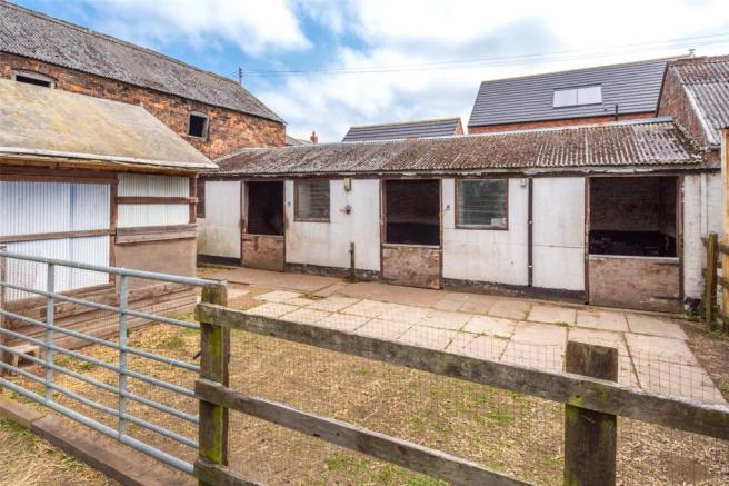 Stables 5, 6 and 7