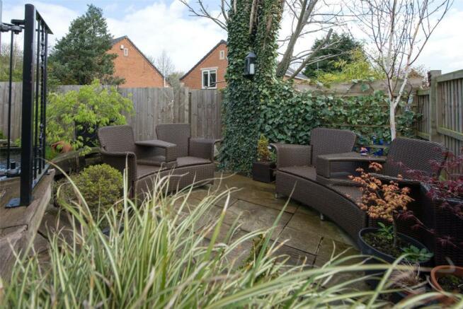 Front Garden Seating