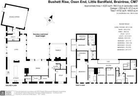 Bushett Manor Fplan