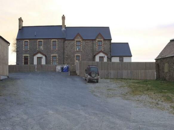 Gorswen Farmhouse