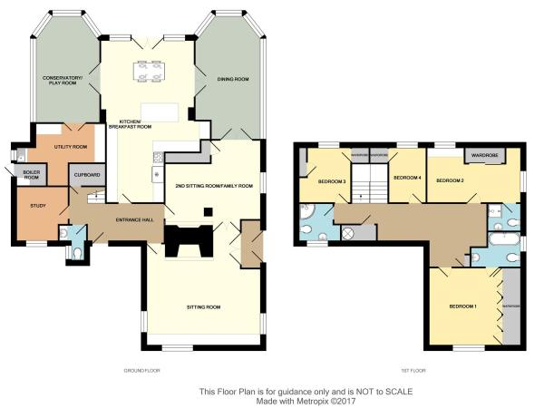 Main House - Floorpl