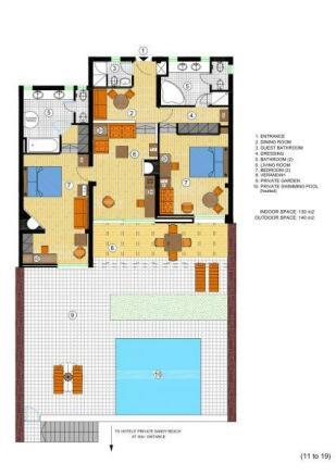 HEL21 - floor plan