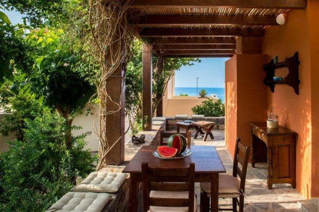 3 Bedroom Villa For Sale In Crete Lasithi Istron Greece