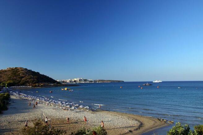 Nearby Almiros Beach
