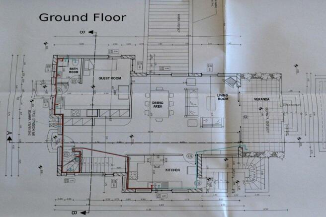 HKH41 - ground floor plan