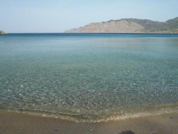 Mochlos beach