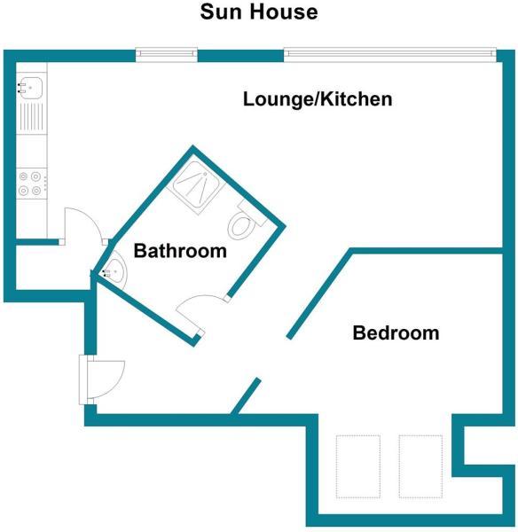 Sun House, Bennetts Hill