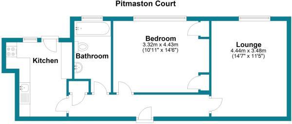 Pitmaston Court