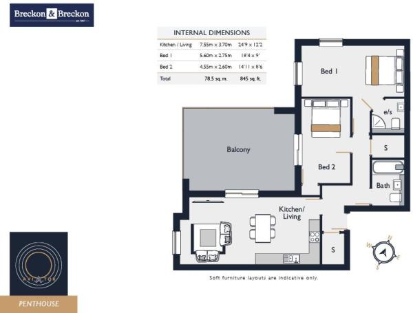 Sample Floorplan 2
