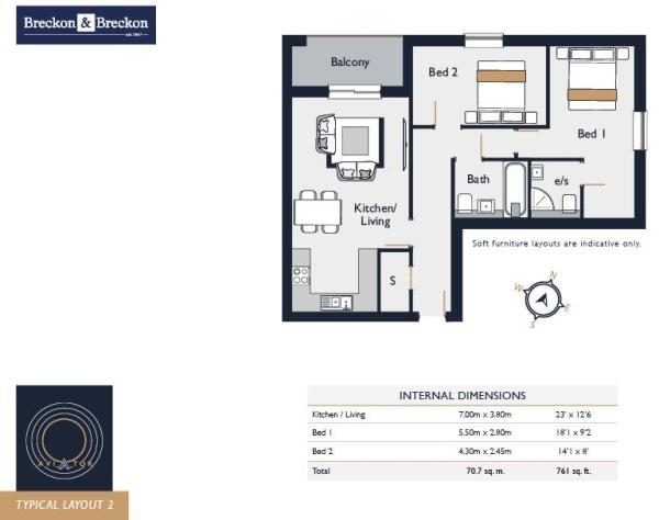 Sample Floorplan 3