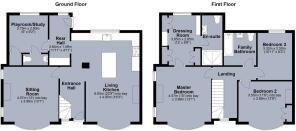 Main Property - Floorplan