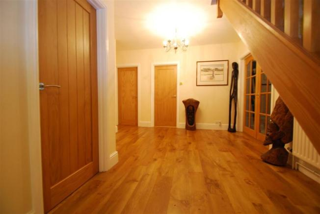entrance hall from