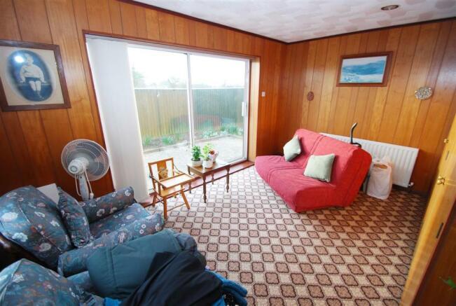 Sun Lounge/Bedroom