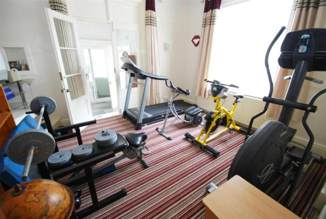 Gym/Study
