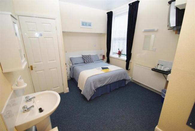 Bedroom Two (Ground Floor Double)