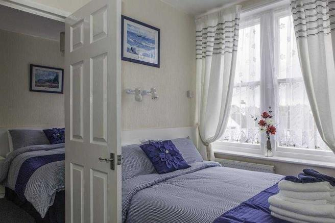 Bedroom Four (First Floor Family Suite)