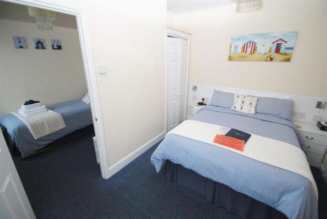 Bedroom Seven (First Floor Family Suite)