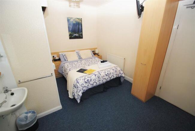 Bedroom Eight (First Floor Double)