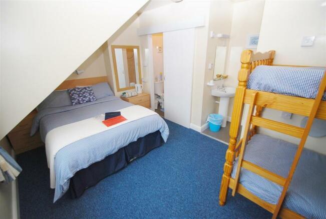 Bedroom Ten (2nd floor family room)