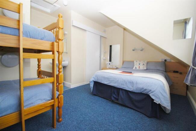 Bedroom Five (2nd Floor family room